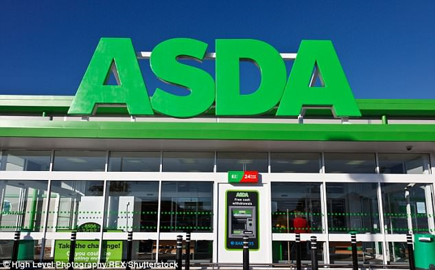 We renovated ASDA stores in England