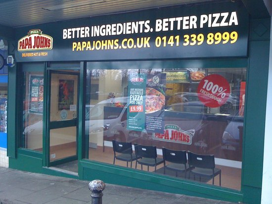 We project manage new Pizza Store Renovation Papa Johns